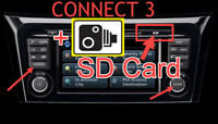 2020 V5 NISSAN CONNECT 3 SD CARD EUROPE MAPS KARTE LCN2-KAI NAVI + BLITZER