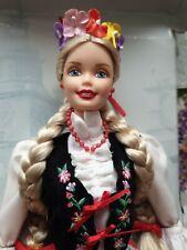 Barbie Poland Dolls of the World Polish Polonaise .