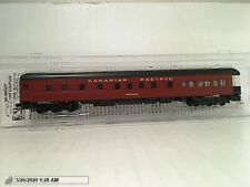 "MICROTRAINS 14400085 ""CANADIAN PACIFIC"" 3-2 HVYWT OBSERVATION CAR MIB N SCALE"