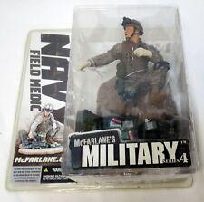McFarlane Military Series 4 Navy Field Medic Detailed Figure Sealed