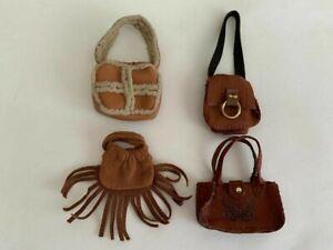 Bratz Girlz Girl Doll Size 4 Bags Purses Accessory
