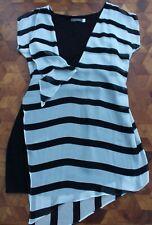 Mint Velvet Mini Dress size 10 8 UK Black