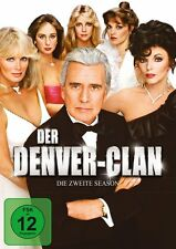 6 DVDs *  DER DENVER-CLAN - KOMPLETT SEASON / STAFFEL 2 - MB  # NEU OVP +
