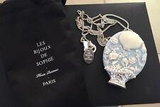 Tres Beau Collier Panier De Coquillages Les Bijoux De Sophie