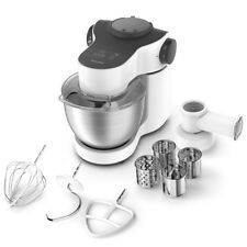 Krups KA 2521 Master Perfect - 700 Watt Küchenmaschine mit 4 L Edelstahlschüssel