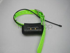 Garmin DC40 GPS dog Tracking Collar for Astro220/320 Green straps USA VERSION