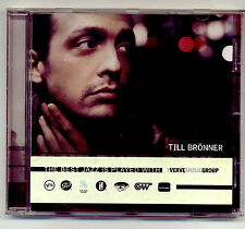"TILL BRONNER - ""BLUE EYED SOUL"" , VERVE 0168729-2, 2002, UNIVERSAL JAZZ CD"