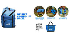 Equi Cool Down Inst Cooling Equine Deluxe Combo Therapy Wraps - No Refrigeration