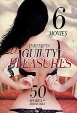 The Harlequin Collection: Guilty Pleasures (DVD, 2015, 3-Disc Set)