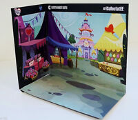 MY LITTLE PONY action stage DIORAMA for figure toy entertainment earth exclusive