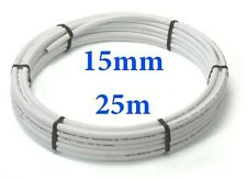 25mx15mm CHEAP plumbing pushfit barrier pipe coil Speedfit compatible plastic