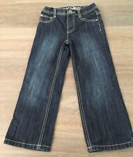 Girls size 5 Dark Blue ESPRIT Jeans with Adjustable Waist - Straight Fit *Great*
