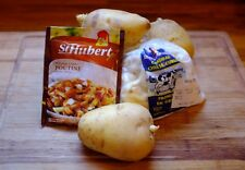 24 Count  St-Hubert Poutine Sauce Mix 52gr (pouch) FREE SHIPPING