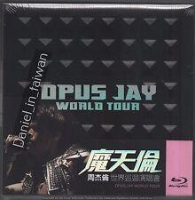 Jay Chou 周杰倫: Opus Jay World Tour (2016) BLU RAY TAIWAN SEALED