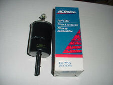 New AC Delco Fuel Filter Eagle Vision 93 - 97 Chrysler Yorker Concorde LHS GF755