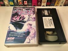 Flat Top Rare Classic WWII War Drama VHS 1952 Sterling Hayden Richard Carlson
