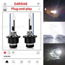 D4R D4S HID Xenon Headlight Bulbs High Low Beam Super Bright 35W 6000K White