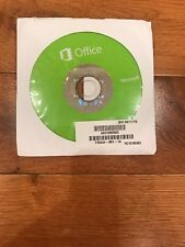 Microsoft Office Home And Student 2013 DVD, with Licence, no subscription.