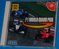 F1 World Grand Prix - Sega Dreamcast DC - JAP Japan