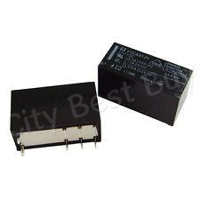 20 x F1CA012V DC12V 8 Pins Power Relay 5A AC250V DC24V 1128R FUJITSU