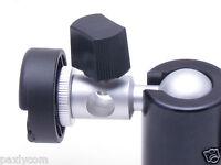 C Type Flash Shoe Umbrella Holder 360° Swivel Light Stand Tripod Bracket C-Type