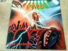 Ezy Meat Rock Your Brains LP Indie Metal Electric Storm ES 0002