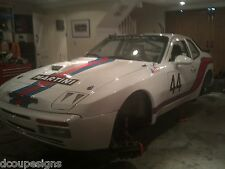 PORSCHE 944 Martini - RALLY CAR GRAPHICS / DECALS