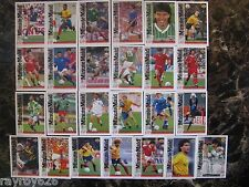 WORLD CUP 94 UPPER DECK SOCCER CARD SET*LOT OF 25*BAGGIO*ROMARIO*etc OR BUY ONE