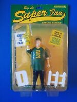 Big Lo Super Fan Action Figure, with Foam Finger & Signs - 2005 - Accoutrements