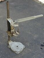 VINTAGE BLACK & DECKER #40 BENCH DRILL STAND TYPE D FOR ATTACHMENT HAND DRILL
