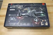 Gps Fpv Rc Drone with 720P Camera Live Video Gps Return Quadcopter Grey