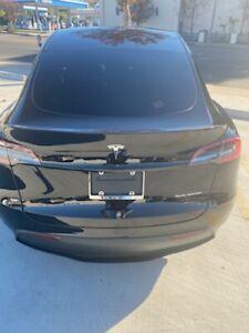 Tesla Model Y 2020-21 Carbon Fiber Performance Spoiler