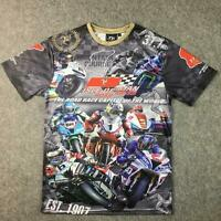 Petronas Yamaha MotoGP Equipo Camisa PoloNueva2019 Mercadería Oficial