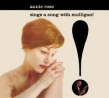 ANNIE ROSS & GERRY MULLIGAN - SINGS A SONG WITH MULLIGAN - CD (FREE POST)