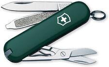Swiss Army Classic SD Pocket Knife, Victorinox Swiss Army, Hunter Green