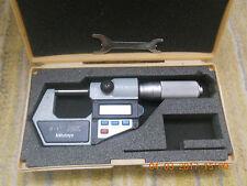 Mitutoyo digimatic micrometer no 293-795-10