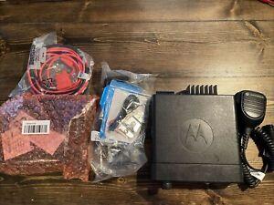 Motorola XPR 4550 VHF Two Way Radio M27JQH9LA1AN