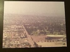 Inglewood Forum from the air - Inglewood, Ca. collectors postcard