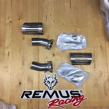 REMUS Stainless Connector Elim Pipes Exhaust KTM 690SM Supermoto '07