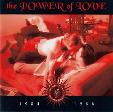 THE POWER OF LOVE 1984-1986 / 2 CD-SET (TIME LIFE MUSIC TL629/10) - TOP-ZUSTAND