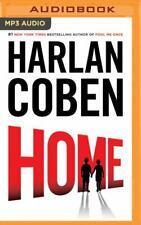 Myron Bolitar Ser.: Home by Harlan Coben (2017, CD MP3, Unabridged edition)
