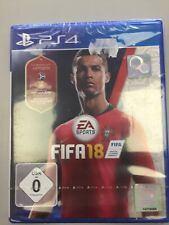 FIFA 18 (Sony PlayStation 4) Fußball The World?s Game PlayStation Dolby Digital