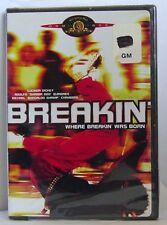 Breakin' Where Breakin was born   (2005, MGM, NTSC, R1)  New, sealed