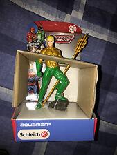 Justice league Aquaman  Schleich figure set
