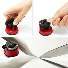 Household Knife Sharpening Tool Edge Sharpener Blade Hard Tungsten Carbide New