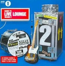Radio 1's Live Lounge Volume 2 Various Artists Double CD European Sony BMG 40