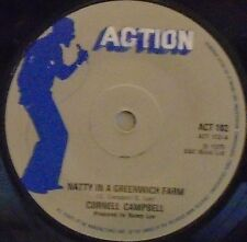 "CORNELL CAMPBELL - Natty In A Greenwich Farm - 7"" Single"