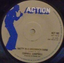 "CORNELL CAMPBELL - Natty In A Greenwich Farm - 7"" Single"