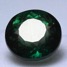 Natural Certified Green Tsavorite Garnet Unheated 10x10 mm Round KENYA Gemstones