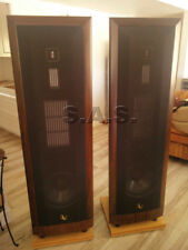 INFINITY IRS EPSILON SPEAKERS PAIR - ORIGINAL + BOXES + PRISTINE - S/N 295A/B!!!